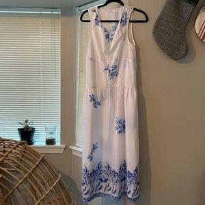 Leith Summer Maxi Dress